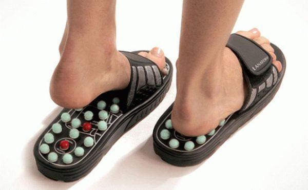 Massage Slippers | Reflexology Acupressure Foot Massage Slipper