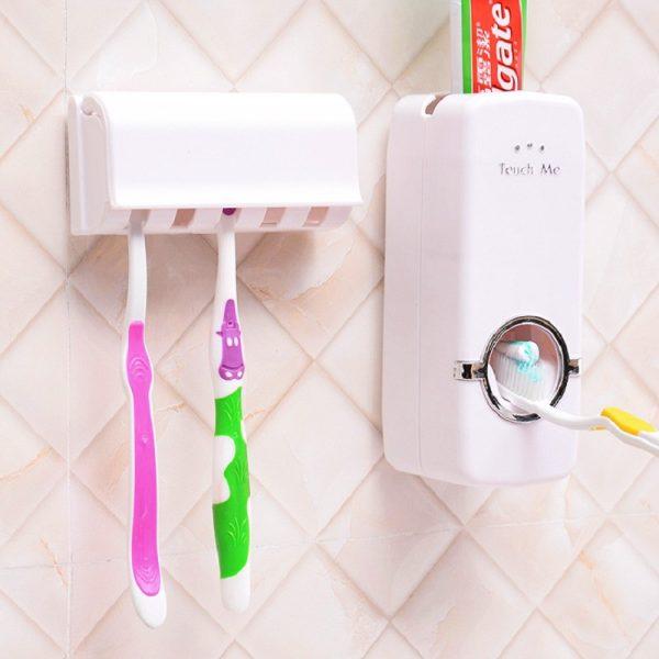 Magic Toothpaste Dispenser TouchMe