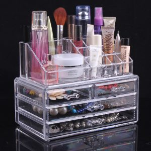 Cosmetic/Jewelery Storage 4 Drawer