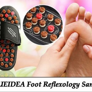 Massage Slippers | Reflexology Acupressure Foot Massage Slipper