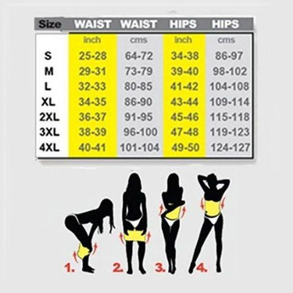 Hot Shapers Fitness Belt Hot Belt