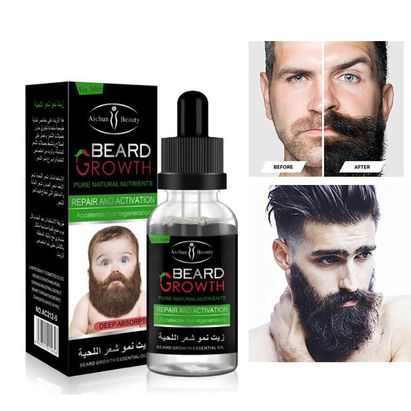 Beard Growth Best4Buy.pk