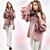 Lolly Pop Flower Sleeves Shirt Best4Buy.pk