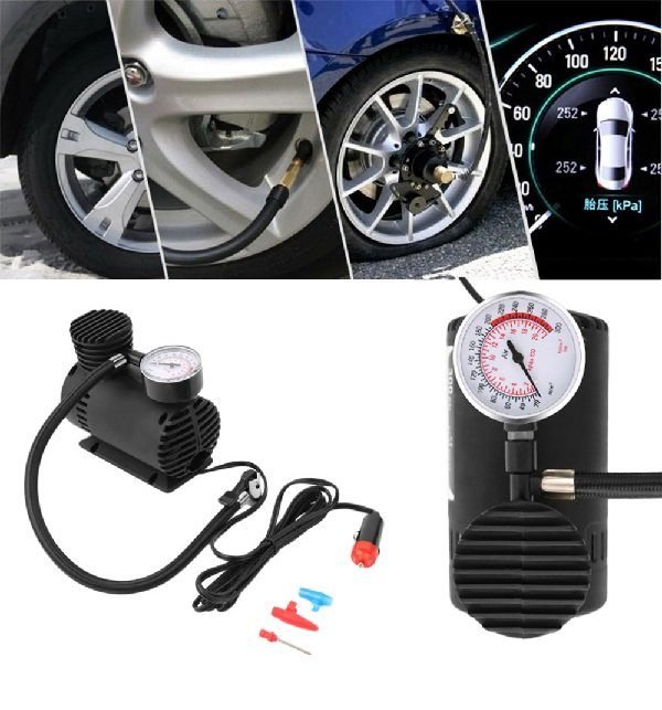 Portable Mini Air Compressor Best4Buy.pk