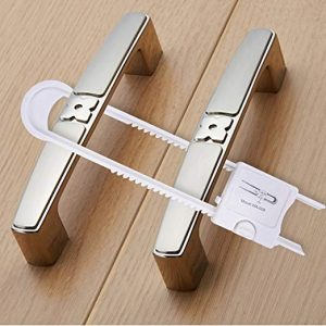 Pack Of 3 Door Safety Lock