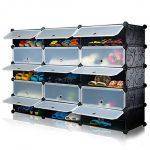 Cubes Storage Cabinet Shoe Rack