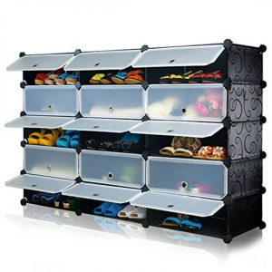 Cubes Storage Cabinet Shoe Rack