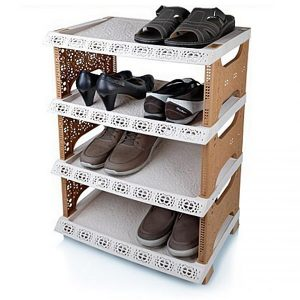 4 Layer Shoe Stand Rack