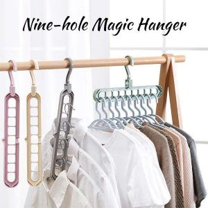 "alt=""Nine-hole Magic Hanger"""
